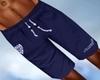 Blue Beach Shorts