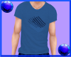 *S*Relaxed Tee Blu