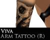 [Nic] Viva arm Tat (R)