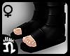 (n)Ninja Sandals 1 Black