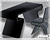 !Gallery Desk Chair BW