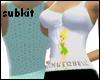 GYM-Tinkerbell Racer Set