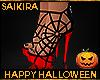 Black Widow Queen Heels