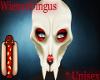 WD: Krage skull I u