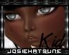 Jos~ Flat Ebony