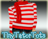 Kids Candy Cane Sweater