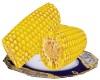 Plate Corn on Cob