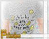 Kids: Chicks all over me