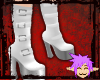 Steel-Heeled White {M}