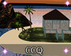 [CCQ]Sandy Beach+Cottage