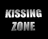 SL Kissing Zone Sign