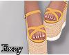 E! Cami Sandals.