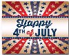 Animated 4th of July