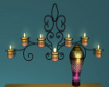 Bolly Wall Candle