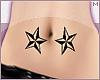 m* Stars Tattoo