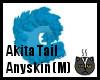 Anyskin Akita Tail (M)