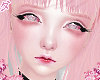 Pink Cheek Head