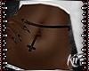 !K! Inverte Belly Chain