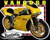 VG Yellow Sport Bike HOT