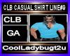 CLB CASUAL SHIRT LINE#9