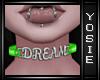 ~Y~Dream Lime Choker