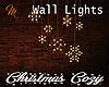 [M] Christmas Wall Light