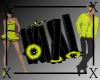 .X. Sasha Wrist L Yellow