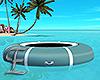 -E- Water Trampoline