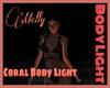 Unisex Coral Body Light