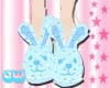 Aw Slippers Blue