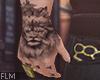 King Hand Tattoo