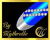 LUSH BLUE DIAMONDS