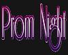 Prom Night Banner