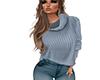 COZY Blue Sweater