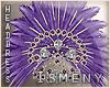 [Is] Carnival Purple Hea