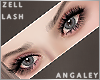 A   Zell dramatic lashes