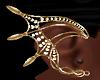 Gold Elf Piercings