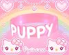 ♡ puppy choker