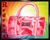 Savage PInk Bag