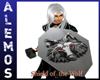 Small wolf shield