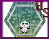 [HS] Panda carpet