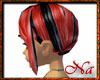 BlackRed ponytail base