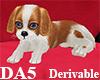 (A) Valentines Puppy