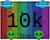 Support sticker (10k)