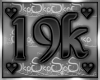 19k SUPPORT STICKER