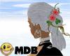 ~MDB~ SILVER MAISIE HAIR