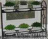 H. Indoor Plant Stand