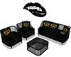 Empire Sofa Set