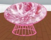 Pink Roses Cuddle Chair