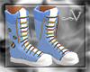 ~V Rainbow Dash Converse